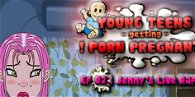 Young Teens Getting Pregnant: Episode 2- Jenny's Live Rape