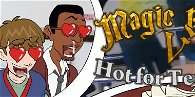 Magic Book V: Hot For Teachers