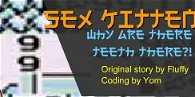 Sex Kitten: Why Are There Teeth There?!