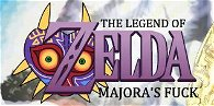 The Legend of Zelda: Majora's Fuck