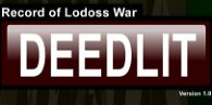 Record of Lodoss War Deedlit